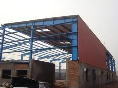 Pre Fabricated Buildings