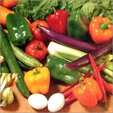 Export of Fresh Vegetables