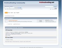 Web Based Forum