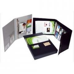 Folder Designing & Printing Services