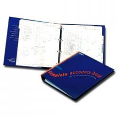 Accounts Books Writting
