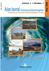 Asian Journal of Environment and Disaster Management