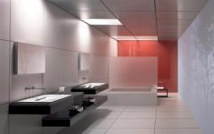 Interior for bathroom