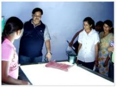 Job Placement in Garment Export Houses