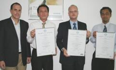 Certifications O Management Services