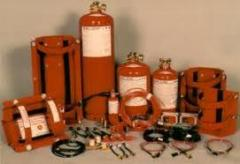 Water Based Fire Suppression Systems