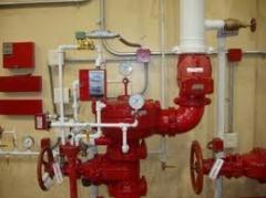 Sprinkler System and Preaction Sprinkler System
