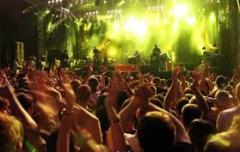 Concert organisation