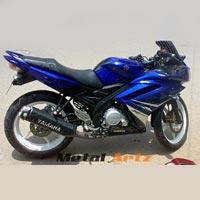 Sports Bike Customization