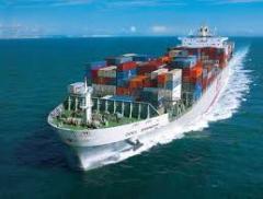 Freight Sea Transport
