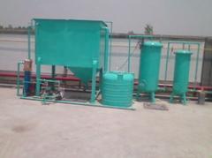 Washing Effluent System