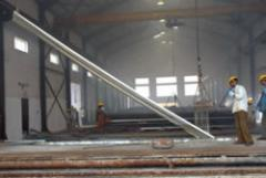 Hot Dip Galvanization Plant