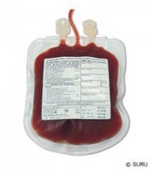 Blood Bag System