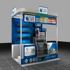 Kiosk Designing And Installation