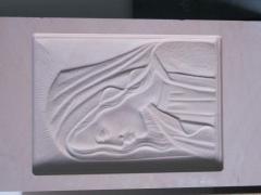 CNC engraving on marbles, tiles, stones, tiles, granites in bangalore
