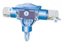 Rain Water Harvesting Filters.