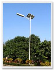 Solar led's street light