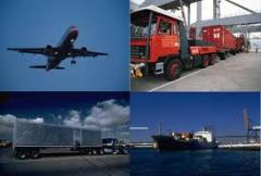 International Freight Forwarding (Sea and Air Freights)