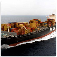 International Ocean Freight & Air Freight Forwarding Services