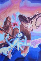Satadru Sovan Banduri's Rare Blue Moons