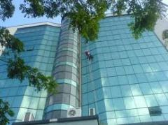 Facade cleaning