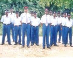 Corporate security services