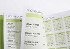 Dairy Calendars