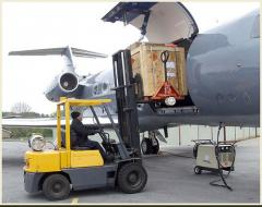 Specialised Cargo Services - Transport hazardous goods