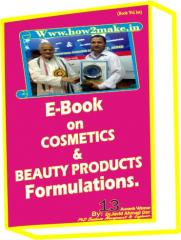 E-book on PURFUMES with secret formulations