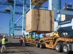 Handling Break Bulk Cargo