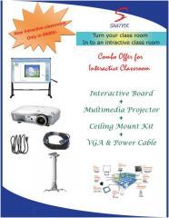 Interactive Classroom Solution
