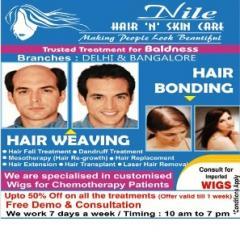 Hair Weaving in Bangalore