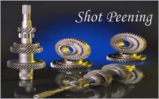 Shot Peening Process Services