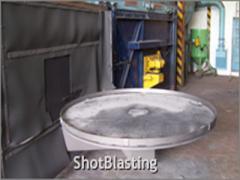 Shot Blasting Process Services