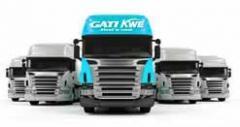 GATI-KWE Express Services