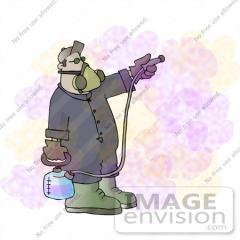 Mosquito killer spray