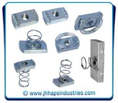 Strart Support Systems Unistrut Channel Bracketry manufacturers exporters in usa, uk, america, india