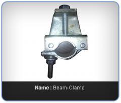 Scaffolding Beam Clamp