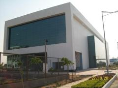 STRUCTURAL GLAZING AND ACP CLADDING