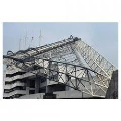 Pipe Truss Construction Works