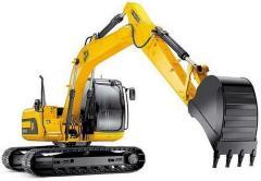 Digging Excavators