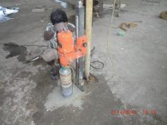 Rcc concrete core cutting contractor in chennai tamilnadu india
