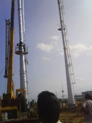 Tritherm Industrial chimney fabrication co. in india