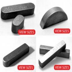 Manufacturer & Exporter All Types Machining Keys