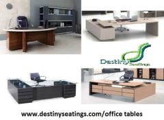 Manufactring and Supply of Office Tables