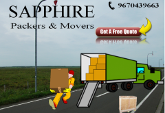 Sapphire Packers and Movers in Luckno