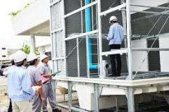 Cooling Tower Repairing