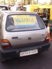 Taxicab Branding