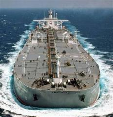 Tankers shipping