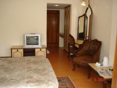 Hotel rooms: accomodation